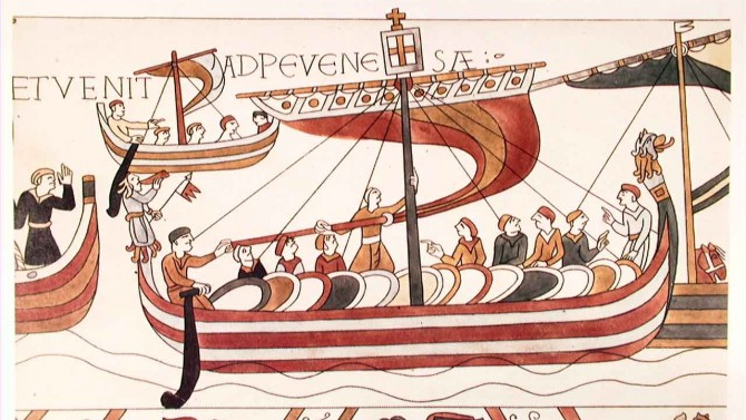 Bayeux tapestry i